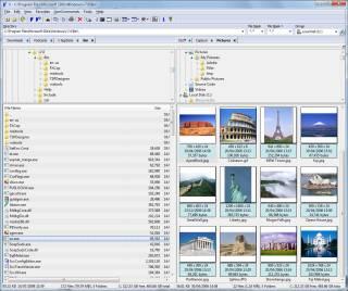 The V File Viewer full screenshot