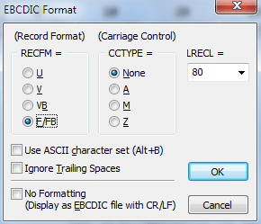 V - EBCDIC File Viewer