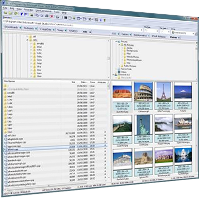 FileViewer Screen Shot